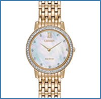 Ladies' gold watch